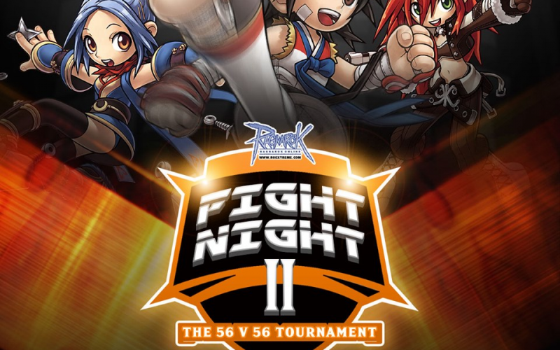 The Night to Brawl is Here: Ragnarok Online Fight Night 2