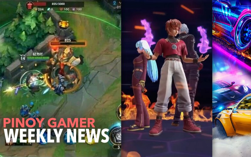 LoL Mobile Leaked Photo and Video Gameplay, Mobile Legends Patch 1.4.06, Assault Ragnarok and more