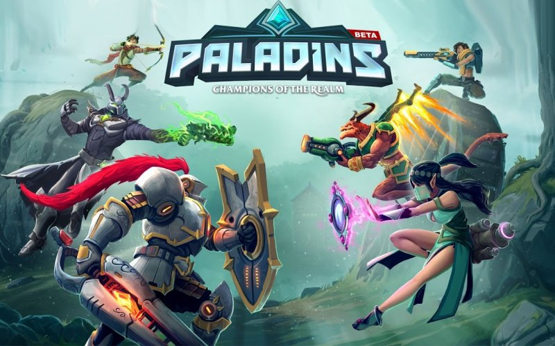 Game Recommendation: No Overwatch? No problem. Try playing Paladins!
