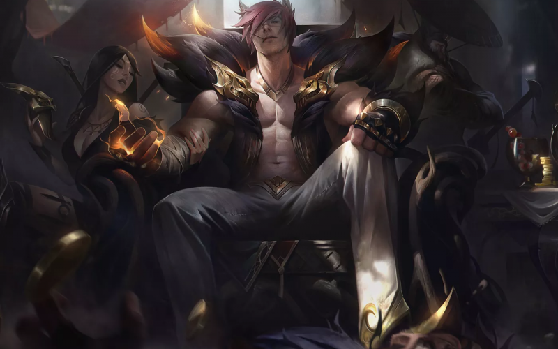 New League of Legends champion announced: Sett, The Boss!