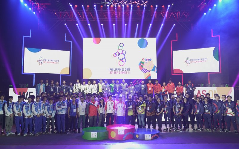 2019 Southeast Asian Games Esports Event Closes With Record Stream Numbers