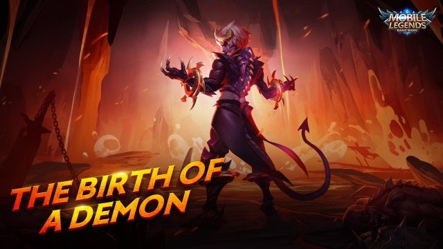 The Birth of a Demon | New Hero | Dyrroth Trailer | Mobile Legends: Bang Bang!