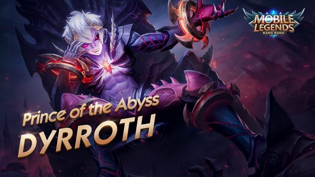 New Hero | Prince of the Abyss | Dyrroth | Mobile Legends: Bang Bang!